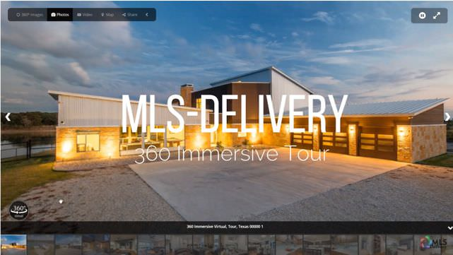 MLS-Delivery Video Tour